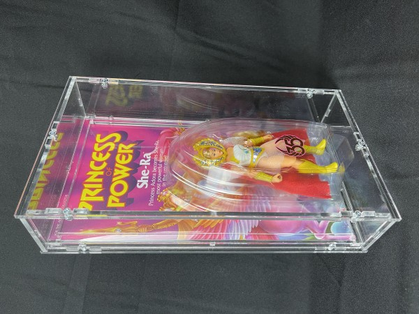 MotUO Origins - She-Ra - Power Con 2020 Case - B 158 x T 59 x H 293 - 1 Rahmen, Abstand 1mm