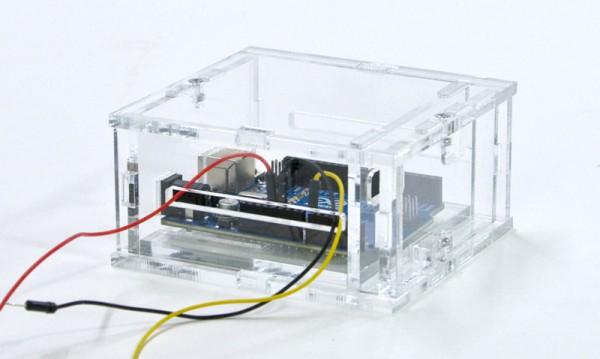 Acryl-Case für Arduino UNO