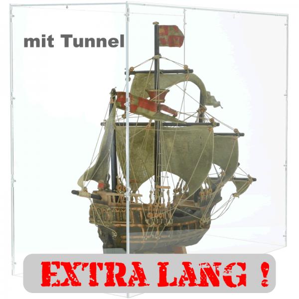 Maßhaube Tunnel Übergröße