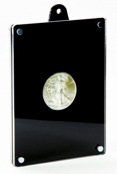 Münzrahmen für 1oz Sibermünzen d:40,7mm