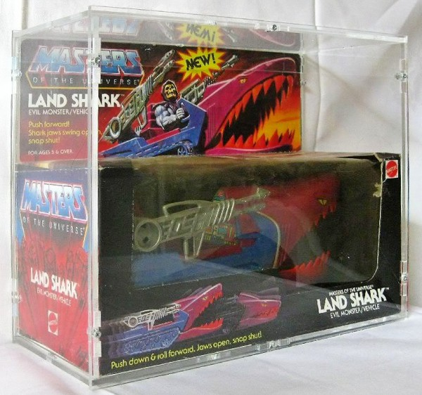MotU Land Shark Case