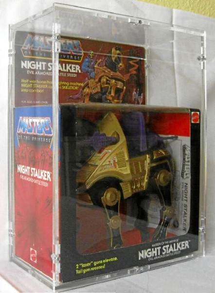 MotU Night Stalker & Stridor Case